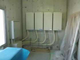 橿原市マンション屋上太陽光発電設置1-6