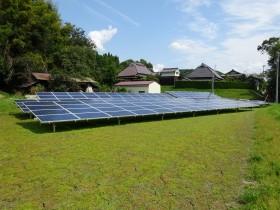 伊賀市農地太陽光発電設置1-1