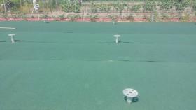 香芝市農地太陽光発電設置1-1