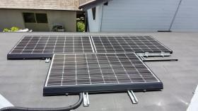 奈良市ハイツ屋根太陽光発電設置1-5
