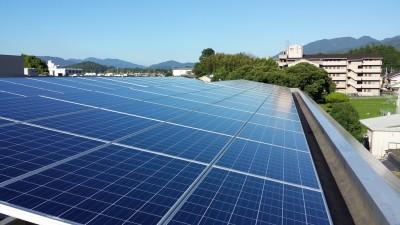 橿原市マンション屋上太陽光発電設置1-3