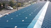 折板屋根用架台金具