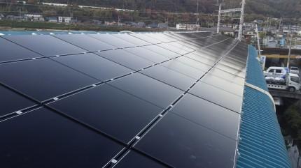 高槻市太陽光発電
