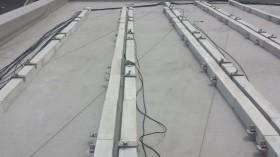 斑鳩町マンション屋上太陽光発電設置1-1