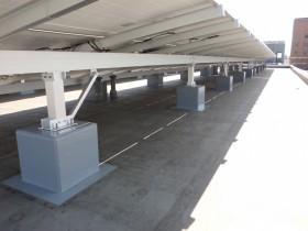 橿原市マンション屋上太陽光発電設置1-5