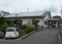 奈良市介護施設様32.917kw設置
