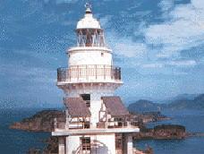 尾上島灯台