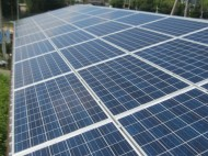 木津川市工場屋根太陽光発電設置2