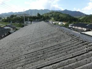 福知山市 太陽光 大波スレート