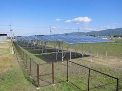 ソーラーシェアリング設置例