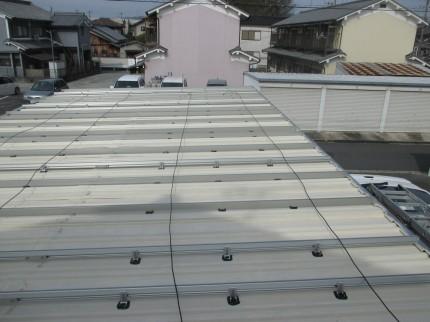 車庫 太陽光 増設