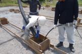短管架台工事