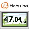 Hanwaha 47.04KW