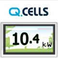 Q.CELLS 10.4KW