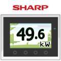 SHARP 49.6KW